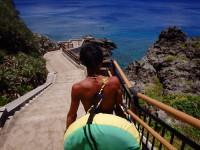 11-2ビーチから行く、青の洞窟コース01