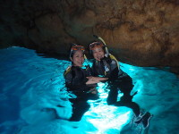 11-2ビーチから行く、青の洞窟コース03