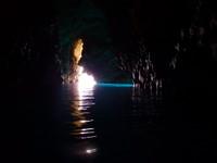 沖縄恩納村ダイビング_早朝ボート青の洞窟シュノーケルツアー
